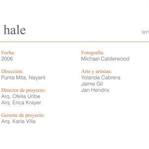 CASA HALE