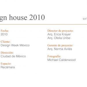 design house 2010