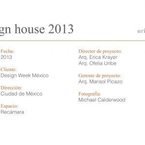 design house 2013