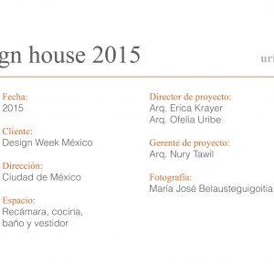 design house 2015