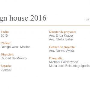 design house 2016